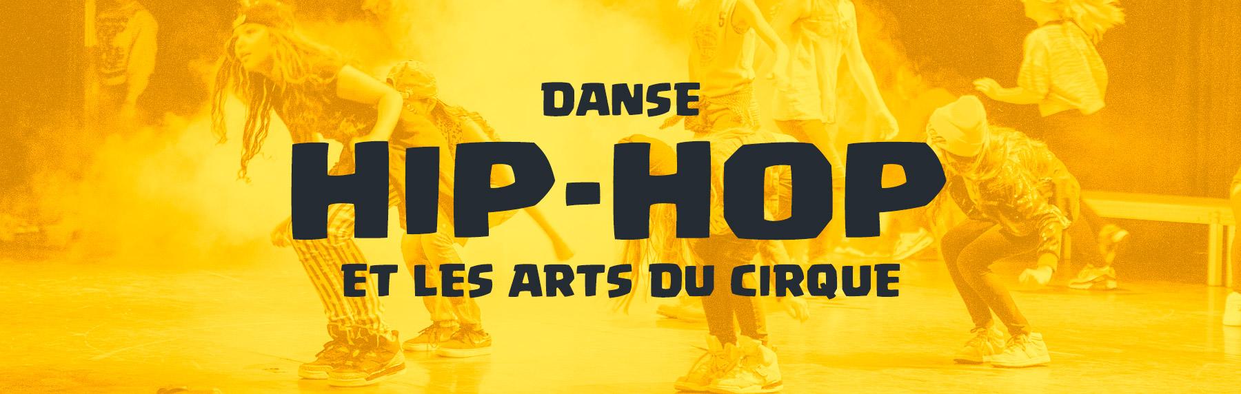 Nouveauté: journées découvertes Hip Hop