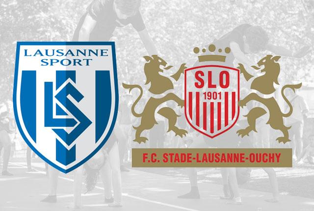 Le foot et le cirque : une rencontre insolite grâce au FC Lausanne-Sport