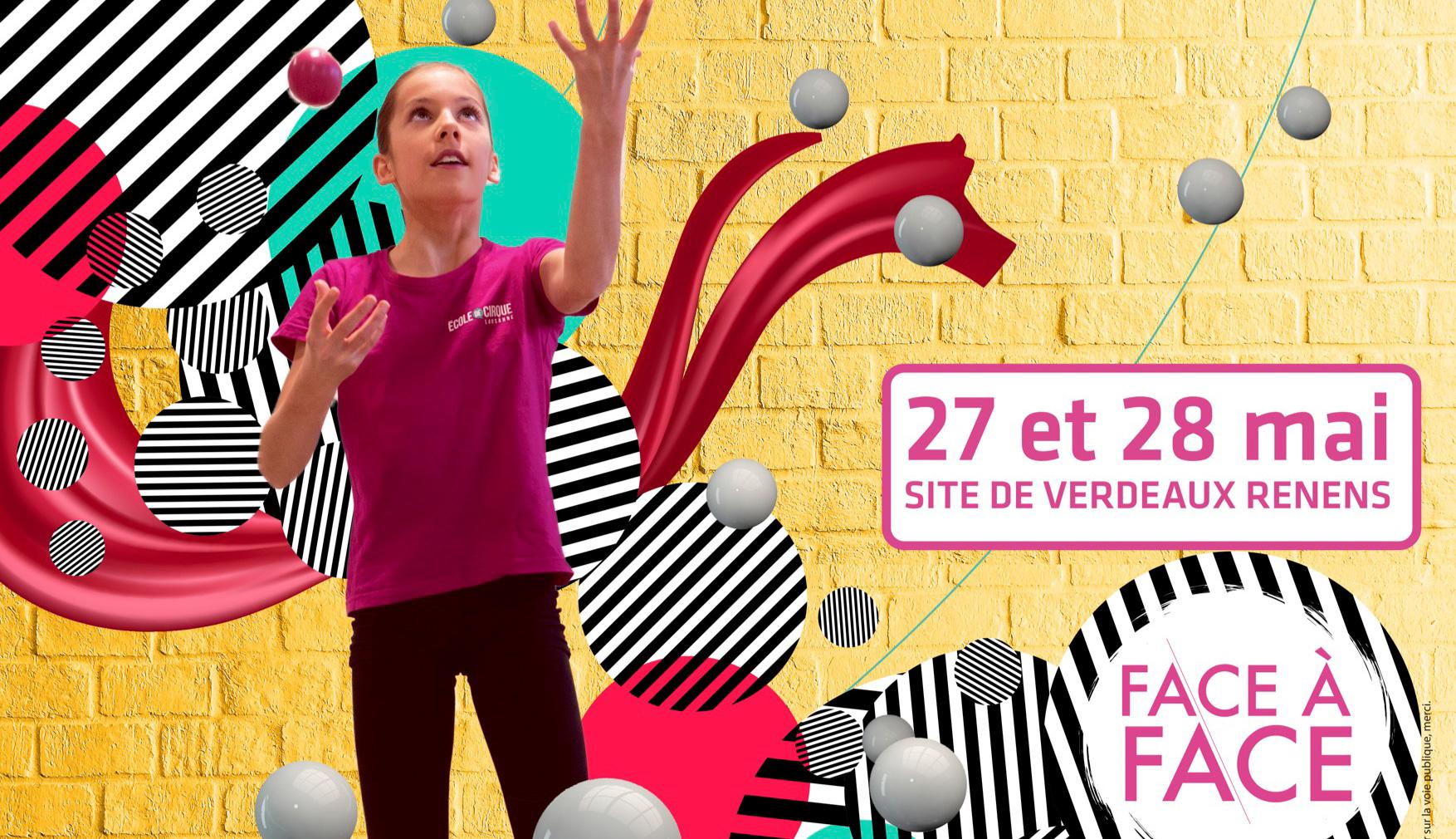 Spectacle de l'Ecole de Cirque de Lausanne-Renens, édition 2017 !