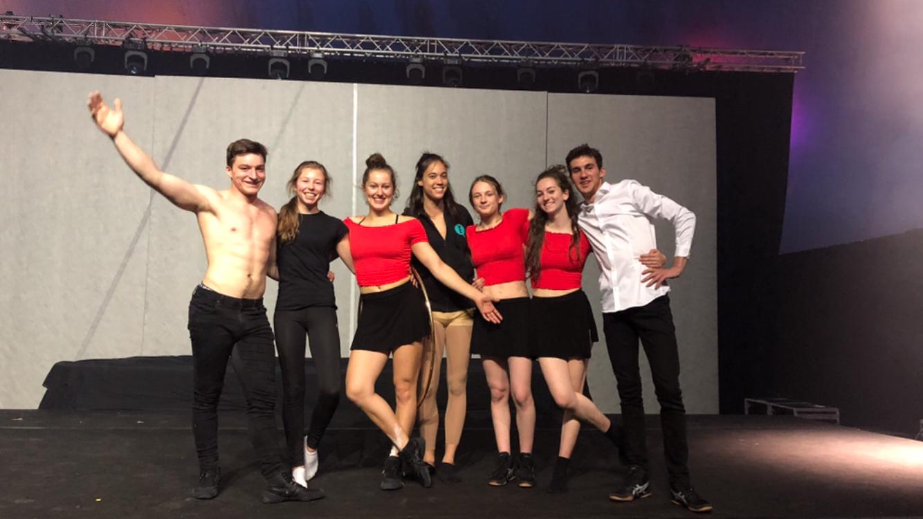 Grand show pour l'Ecole Hôtelière