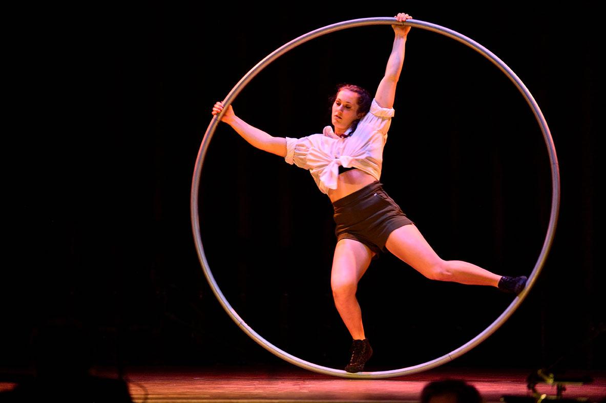 Cirque en musique, Kagel, variété